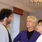 Gereon Nußbaum, Eugenia Iliescu und Hanfried Schüttler