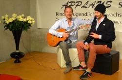 Lars Oberhäuser und Andreas Potulski