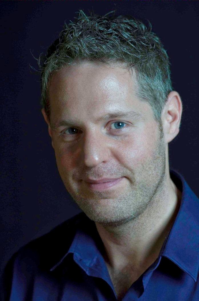 Mark Seebürger - Dozent für Schauspiel - Englisch